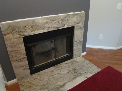 Stone Amp Fire Granite On Your Fireplace Granite Grannies